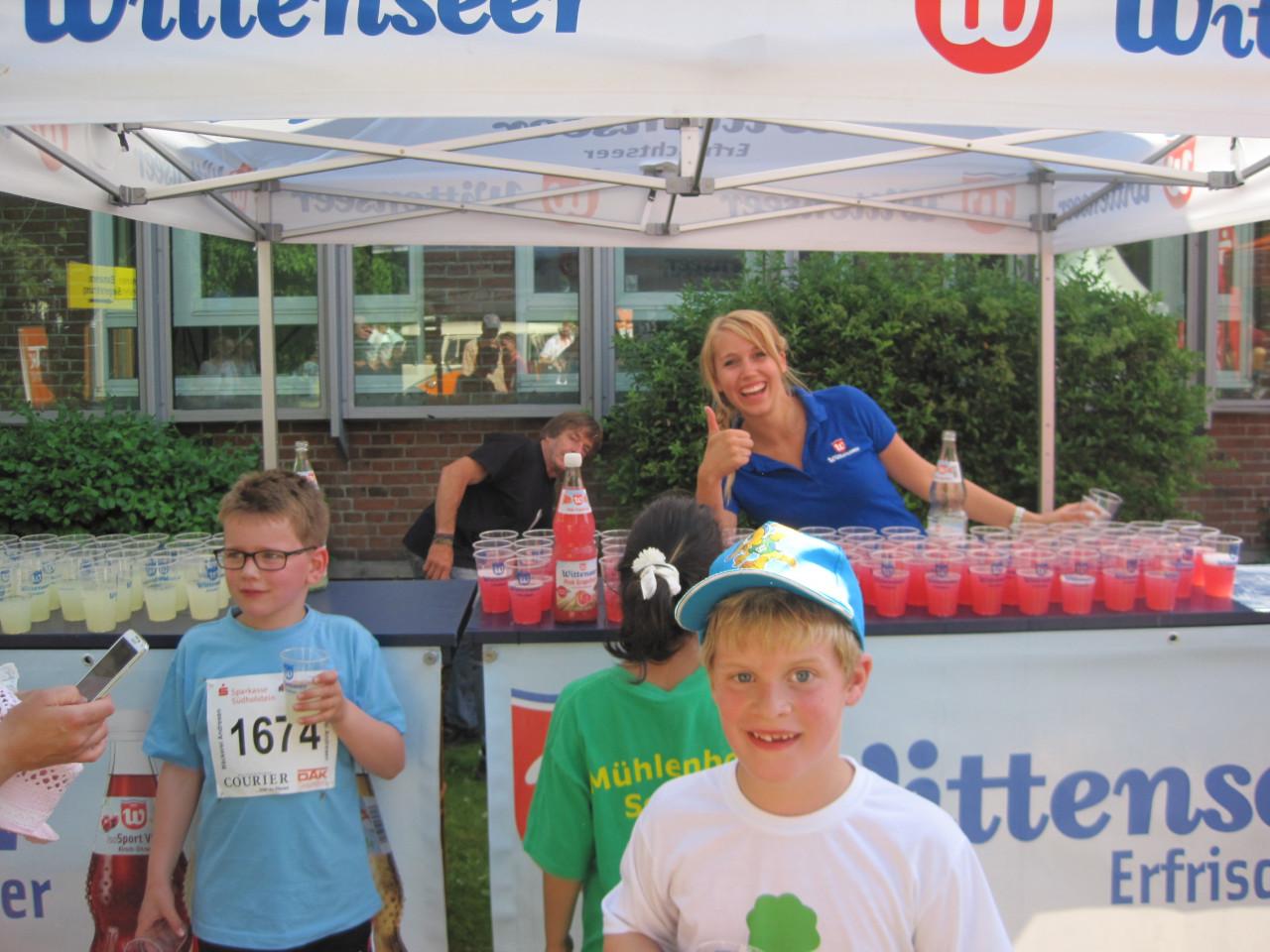 Neumünster Holstenköste Lauf 12.06.2015