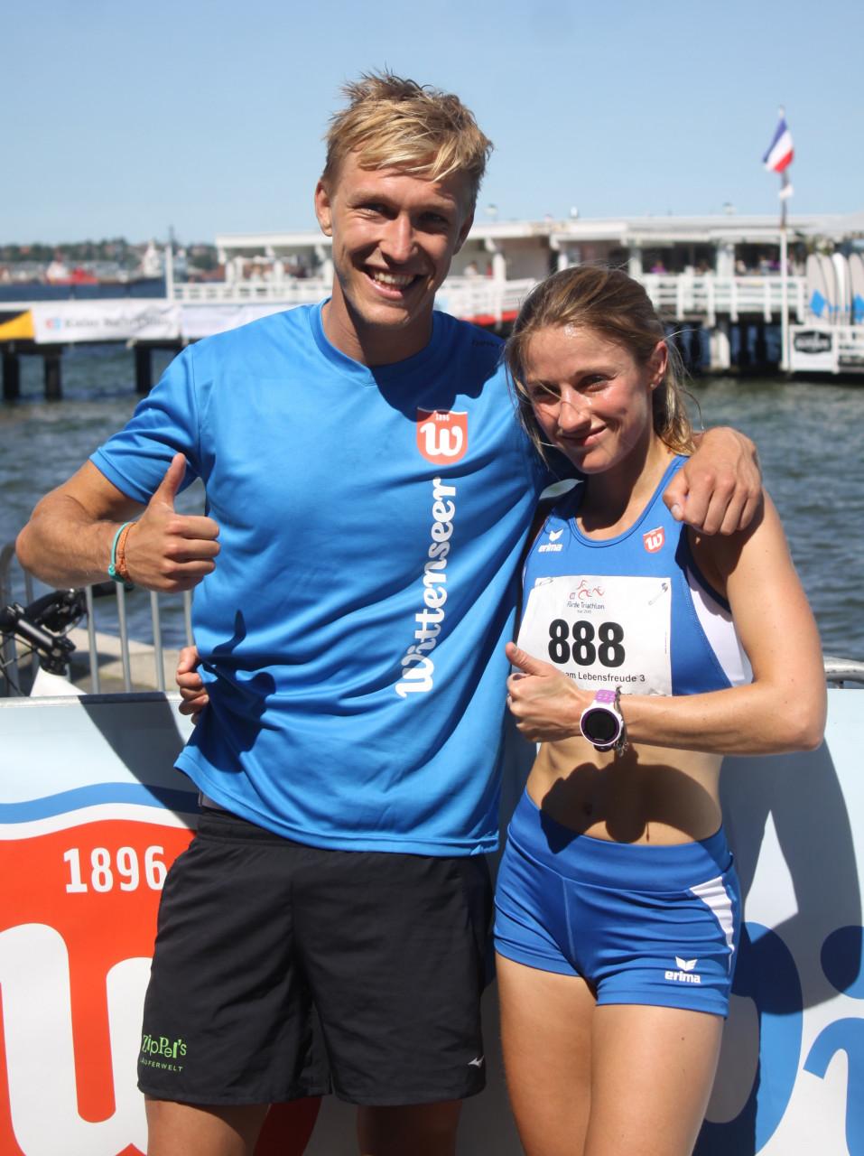 Kieler Förde Triathlon 09.08.2015