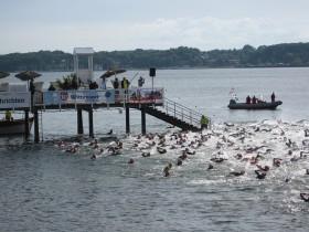 Förde Triathlon Kiel, 12.08.2018