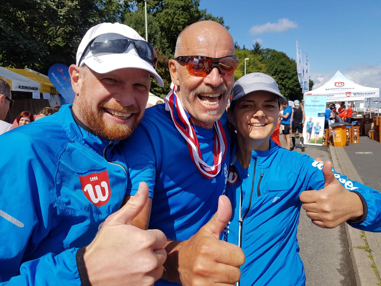 Förde Triathlon Kiel, 13.08.2017