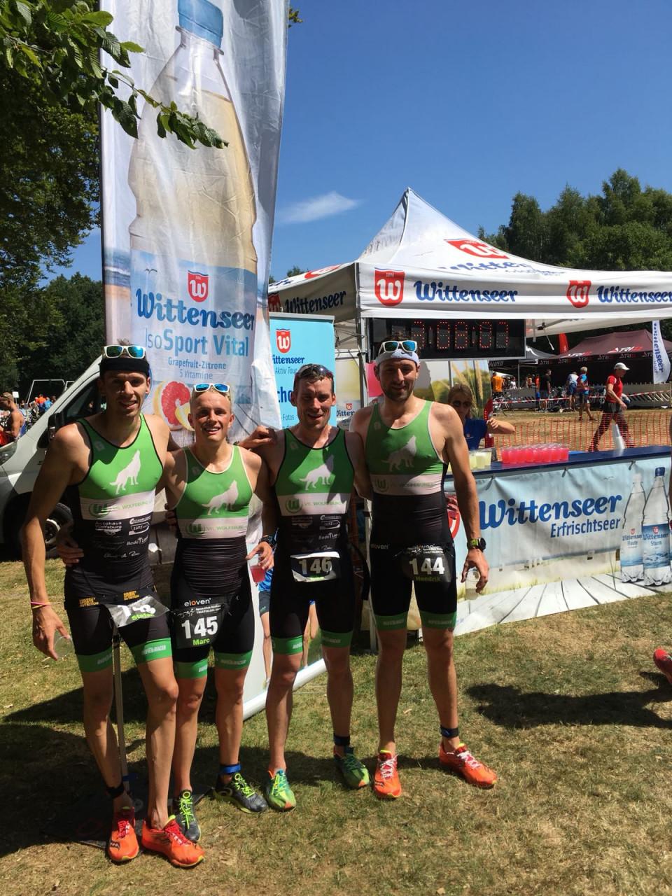 SCI Triathlon Itzehoe, 08.07.2018